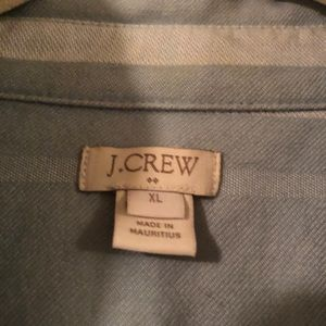J. Crew. Button down